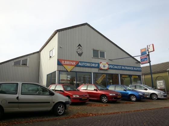 Welkom Bij Autobedrijf Ilbrink , DE SPECIALIST IN FRANSE AUTO'S